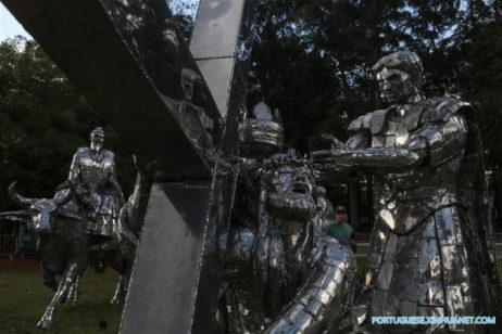 Exposição Paixão – Caminhando no amor, na união e na justiça