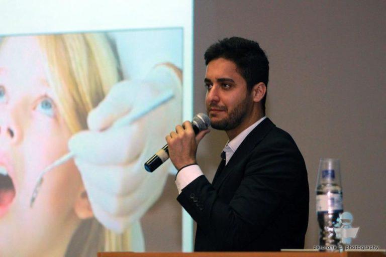 Tiago Lima, Engenheiro de Aplicação da Aperam South America