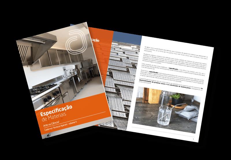 E-book Especificações de Materiais: Arte ou Ciência | Aperam