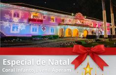Especial de Natal - Coral Infanto Juvenil Aperam (2)