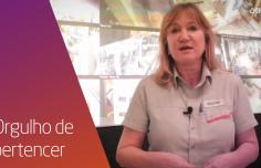 Ivana Coelho é gerente de automação e infraestrutura da Aperam e acredita no poder de transformação das pessoas.