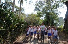 Projeto Visitas Escolares Monitoradas no Oikós
